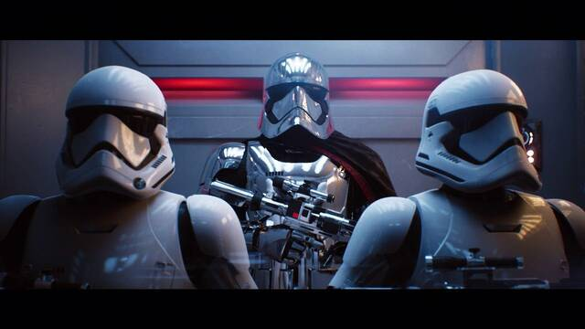 Epic Games nos muestra el poderío del Raytracing con una demo de Star Wars