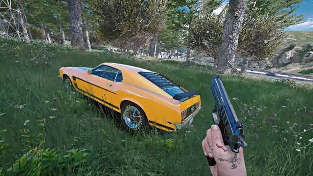 Así se ve GTA V con mods hiperrealistas en un PC capaz de moverlo a 4K y 60 fps