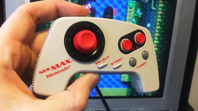 Dan una nueva vida al mando más raro de la Nintendo NES