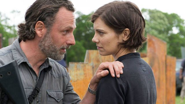 'Me sorprendería que Maggie no estuviera la próxima temporada de TWD'