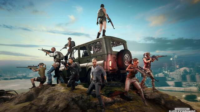 China juega el doble a PUBG que Estados Unidos