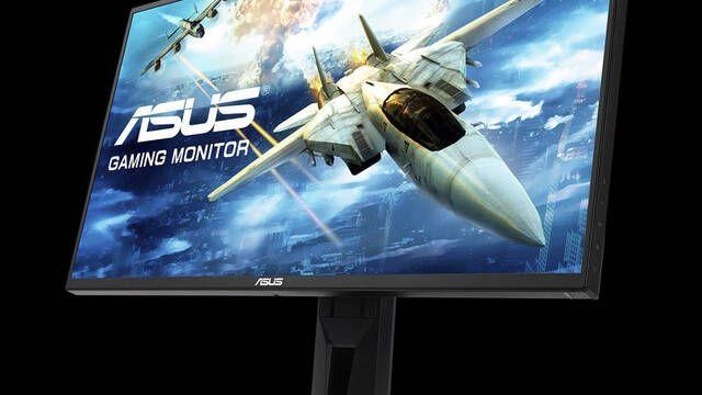 ASUS lanza el monitor para gamers VG258Q