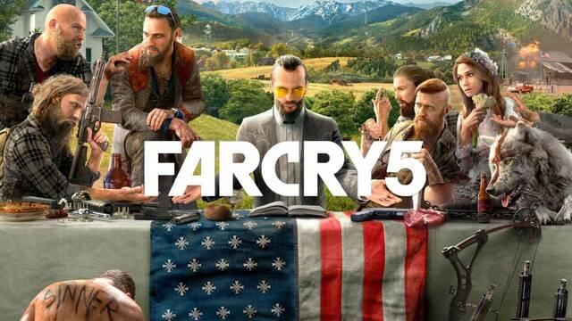 Así es el Benchmark de Far Cry 5 a 4K con una NVIDIA Titan X Pascal