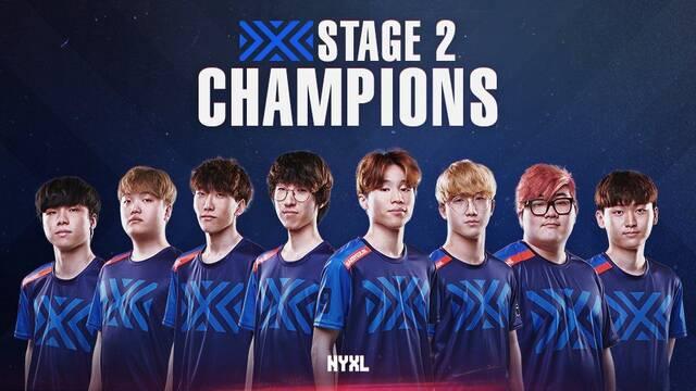 New York Excelsior es el campeón del Stage 2 de la Overwatch League