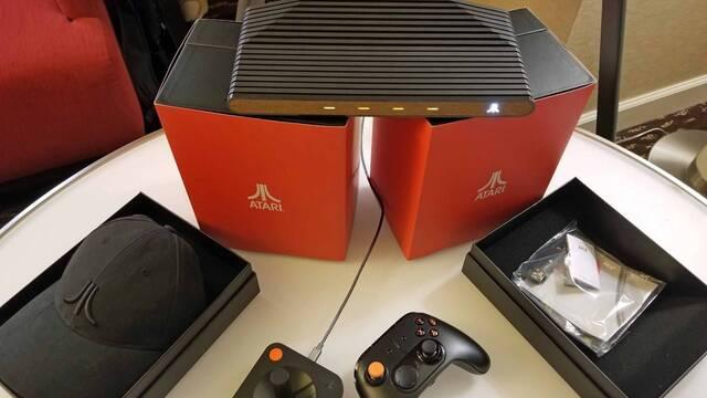 La potencia de la Atari VCS será parecida a la de Nintendo Switch