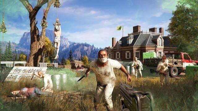 Así rinde Far Cry 5 con las gráficas más populares del mercado