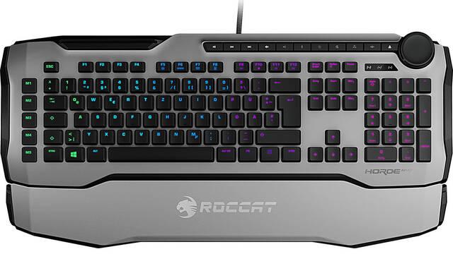 Roccat lanza su nuevo teclado híbrido para jugadores