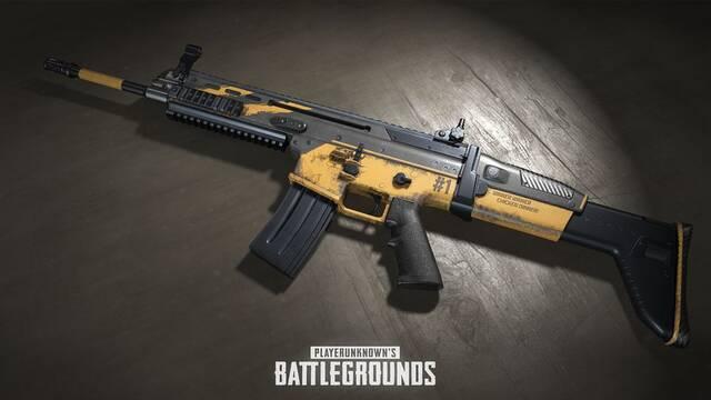 PUBG regala una skin de arma con motivo de su primer aniversario