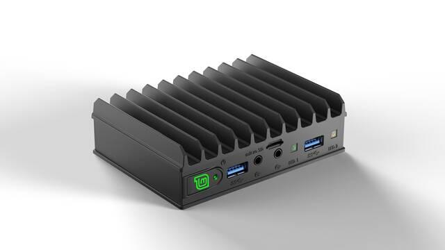 Llega el Mintbox Mini 2, un mini PC que apuesta por Linux Mint