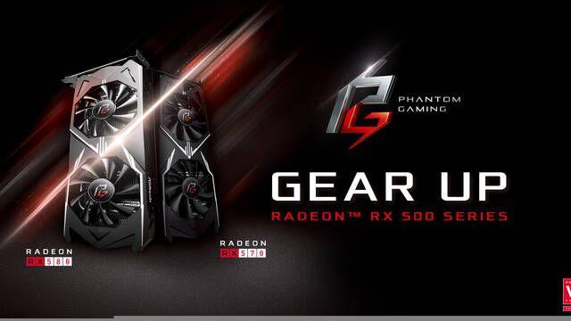 ASRock presenta sus gráficas Phantom Gaming X basadas en AMD