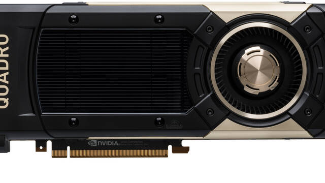 NVIDIA Quadro GV100, la nueva gráfica para profesionales de 9000 dólares