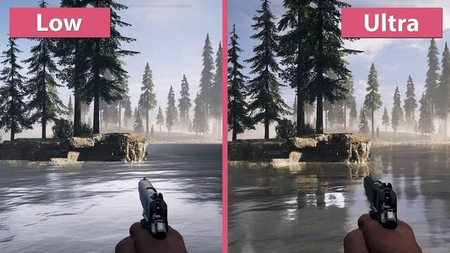 Así se ve Far Cry 5 a 4K en PC con gráficos en bajo y ultra