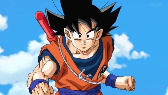 Así es la transformación Ultra Instinct de Goku en Dragon Ball Super