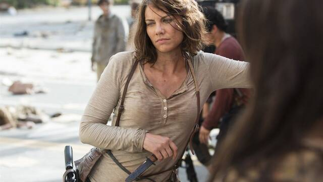 Lauren Cohan, Maggie en The Walking Dead, no firma para la temporada 9