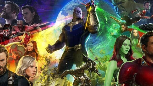 Los Vengadores: Infinity War adelantan su estreno al 27 de abril