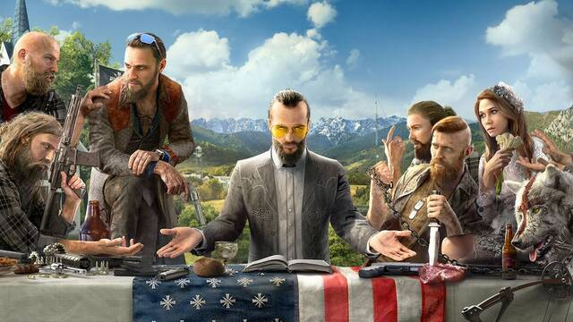 Así se ve Far Cry 5 en PC y PS4 Pro