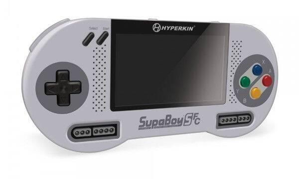 Ya puedes reservar la Supaboy SFC, la nueva SNES portátil