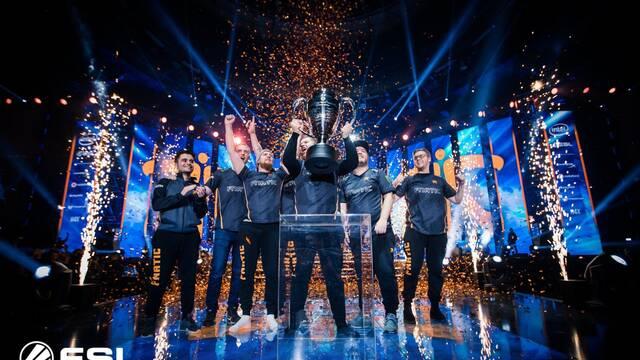 Fnatic es el campeón del IEM Katowice 2018 de CS:GO