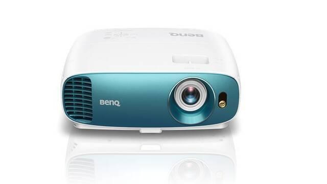 BenQ lanza el TK800, su nuevo proyector 4K con HDR