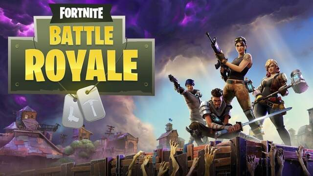 Fortnite Battle Royale supera a LOL siendo el juego más popular de Twitch