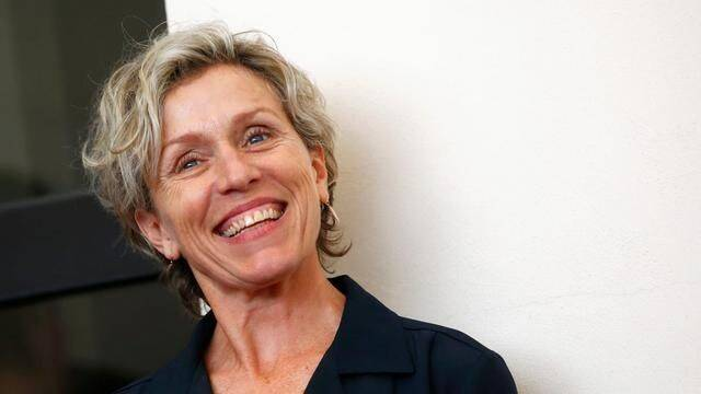 La ganadora del Oscar Frances McDormand define qué es 'inclusion rider'