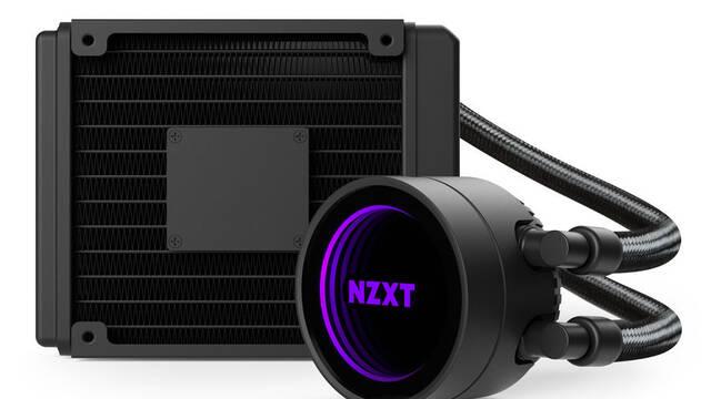 NZXT lanza su nueva refrigeración líquida RGB asequible Kraken M22