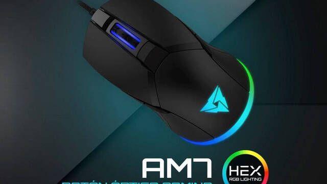 AM7, la nueva apuesta de ThunderX3 por los ratones para gamers
