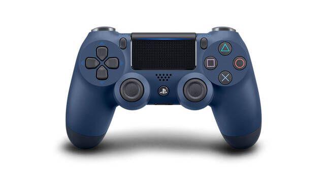 Sony lanza hoy sus nuevos mandos DualShock 4 para PS4