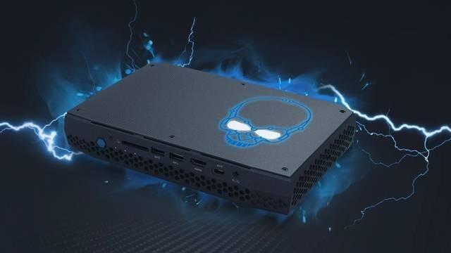 Los nuevos miniordenadores de Intel mueven juegos en ultra a 1080p