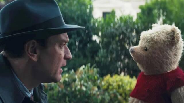 'Christopher Robin', la película de acción real de Winnie the Pooh