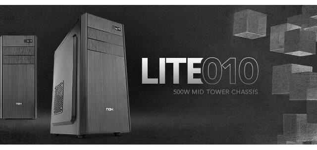 LITE010, la nueva caja para gamers económica de NOX