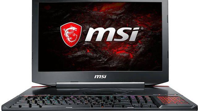 Se filtra el portátil gamer más potente del mundo y es de MSI