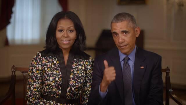 Michelle y Barack Obama en conversaciones para tener su espacio en Netflix