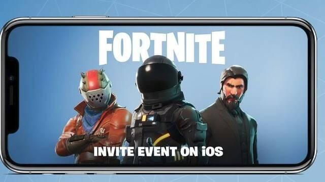 Fortnite Battle Royale llegará a móviles iOS y Android