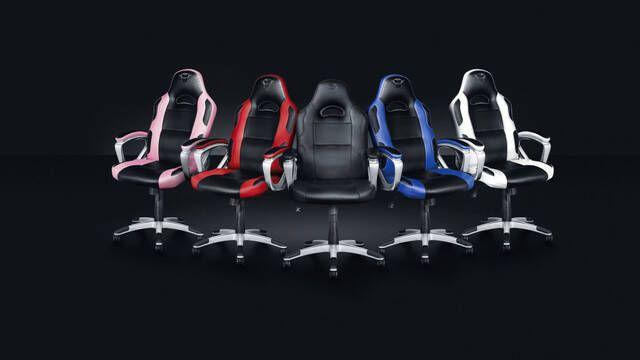 Trust Gaming presenta su nueva silla para jugar, la GXT 705W Ryon