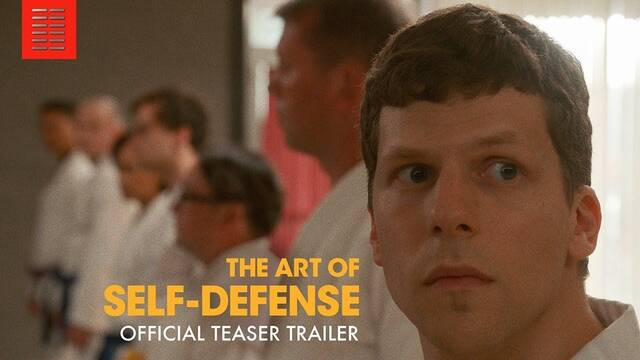 Jesse Eisenberg protagoniza la comedia oscura 'The Art of Self-Defense'