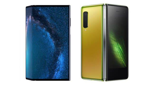 El presidente de Huawei critica el diseño del Samsung Galaxy Fold