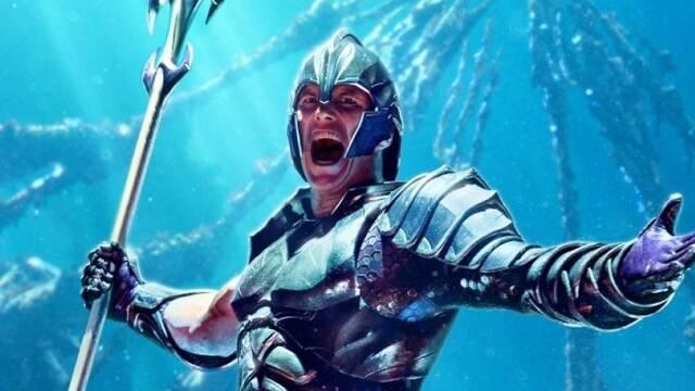 Aquaman 2: El Amo del Océano no será el villano en la secuela