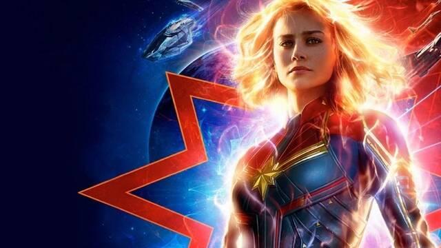 El CEO de Disney está 'orgulloso' de 'Capitana Marvel'