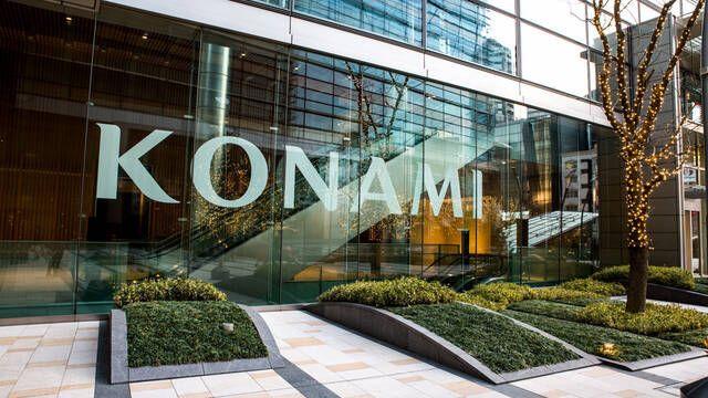 Konami está construyendo una gran torre de esports en Tokio