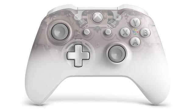 Filtrado un nuevo mando 'fantasma' para Xbox One