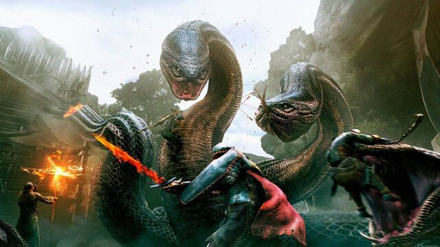 Netflix prepara el anime del videojuego'Dragon's Dogma