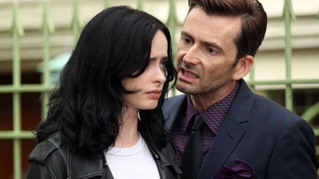 David Tennant no estará en la tercera temporada de 'Jessica Jones'