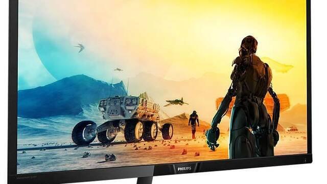 Philips presenta su nuevo monitor para jugar 4K HDR