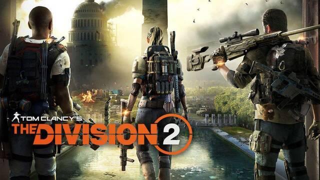 The Division 2 presume de su versión para PC junto a gráficas AMD