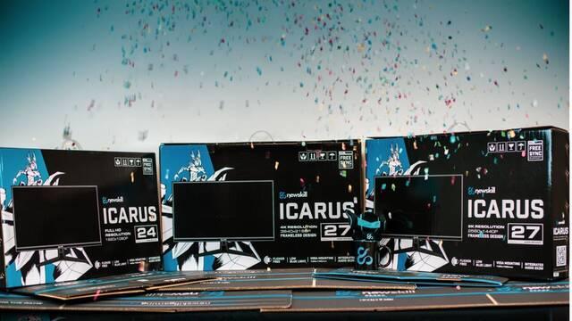 NewsKill lanza por fin a la venta sus monitores Icarus
