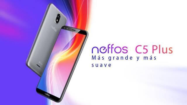 Neffos presenta su teléfono de 60 euros que se comprará en GAME