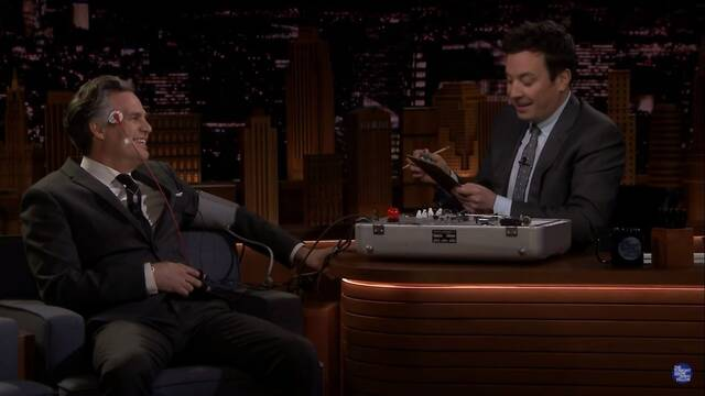 Vengadores: Endgame: Jimmy Fallon intenta que Mark Ruffalo cuente spoilers
