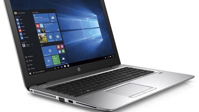 HP retira baterías de varios portátiles del mercado por riesgos de incendio