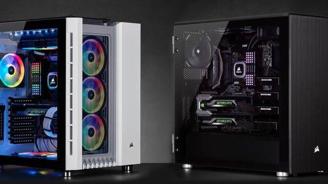 Corsair presenta las nuevas cajas para los jugones más exigentes de PC